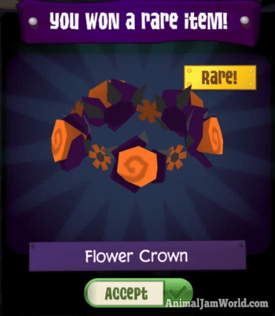 Aj Play Wild Flower Crown Worth - Flowers Healthy