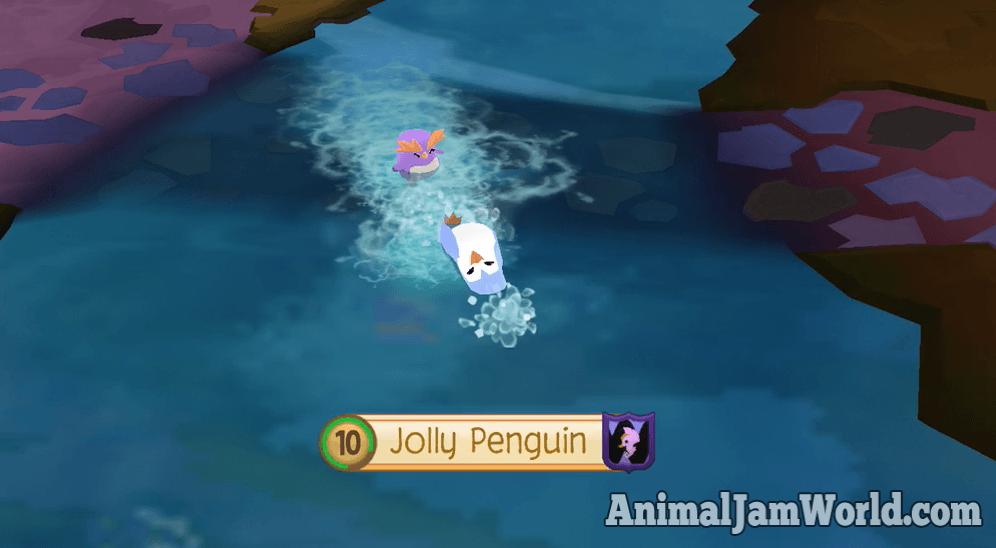 NEW Penguin Code for Animal Jam & Play Wild - Free Pet & Den