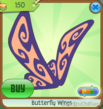 Rare Wings in Animal Jam - How to Get All Types of Rare Wings!