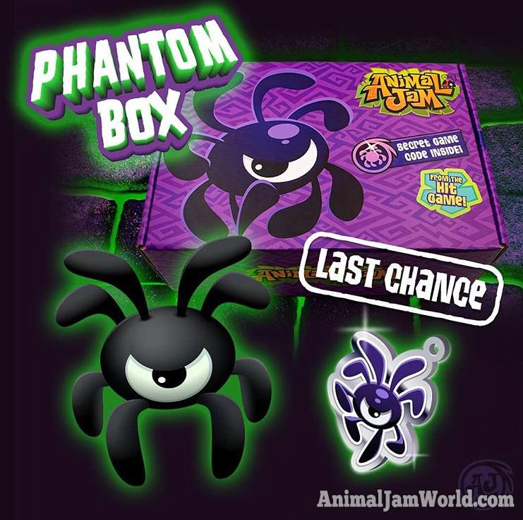 Phantom Crown - AJ Promo Gift - Animal Jam World