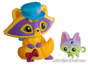 Animal Jam Friends With Pets Aj Toys With Codes