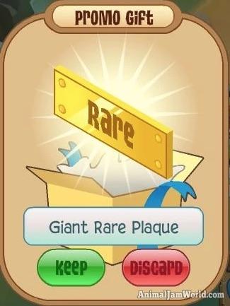 animal jam quiz what rare item are you