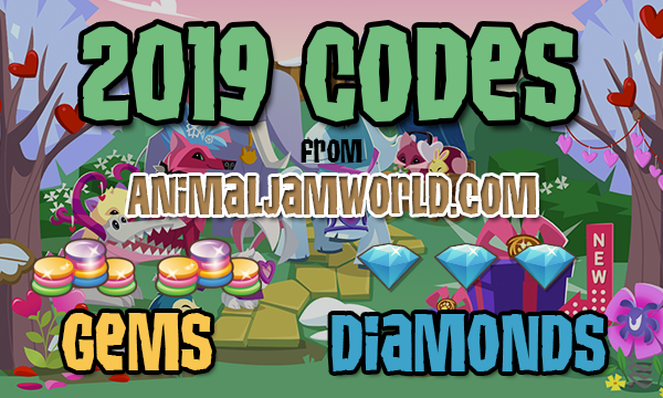 Animal Jam 2020 Halloween Codes Animal Jam Codes for Gems & Diamonds 2019   Cheats List Updated